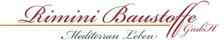 Logo der Rimini Baustoffe GmbH