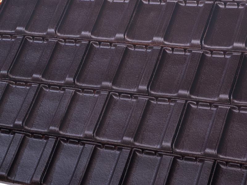 gro formatiger sonderziegel schnell und einfach zu decken. Black Bedroom Furniture Sets. Home Design Ideas