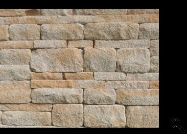 Mediterrane Mauer Mauerstein Muro Romano