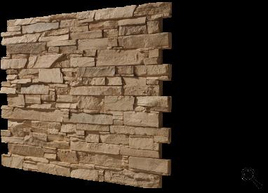 Mediterrane Wandgestaltung - Wandgestaltung in Steinoptik aus Spanien