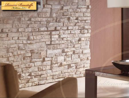 paneelenoptik baztan - Mediterrane Wandgestaltung